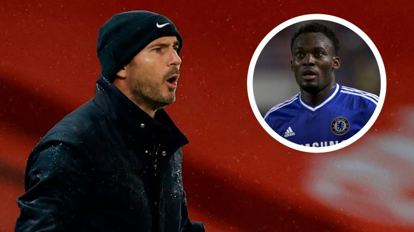 'Lampard needs time if he is to succeed at Chelsea' – Essien backing Blues boss to find winning formula