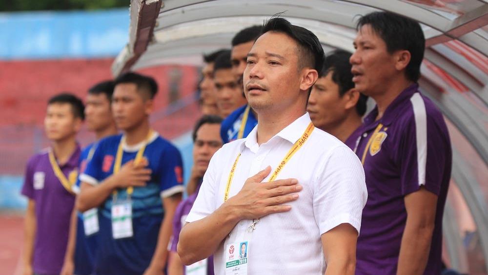 Quảng Nam) HLV Vũ Hồng Việt từ chức, tướng mới đến từ Đà Nẵng ...
