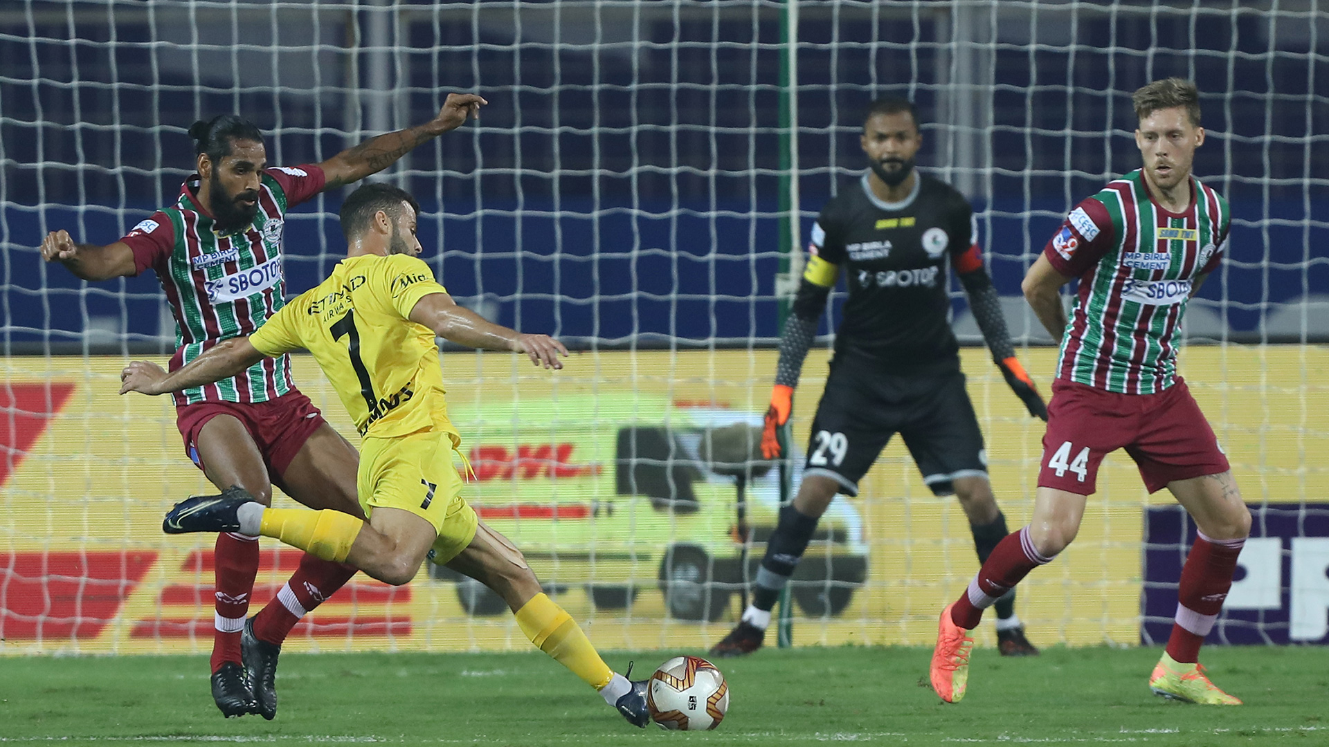 ISL 2020-21: Marvellous Mumbai City exerted complete dominance against ATK Mohun Bagan