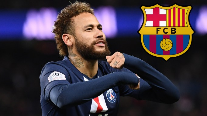 Barcelona set to launch another bid for PSG star Neymar in summer transfer window