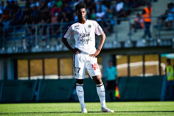 The problem is the competition around the player. Europa League - Koundé, Youssouf et Tchouameni, symboles d ...