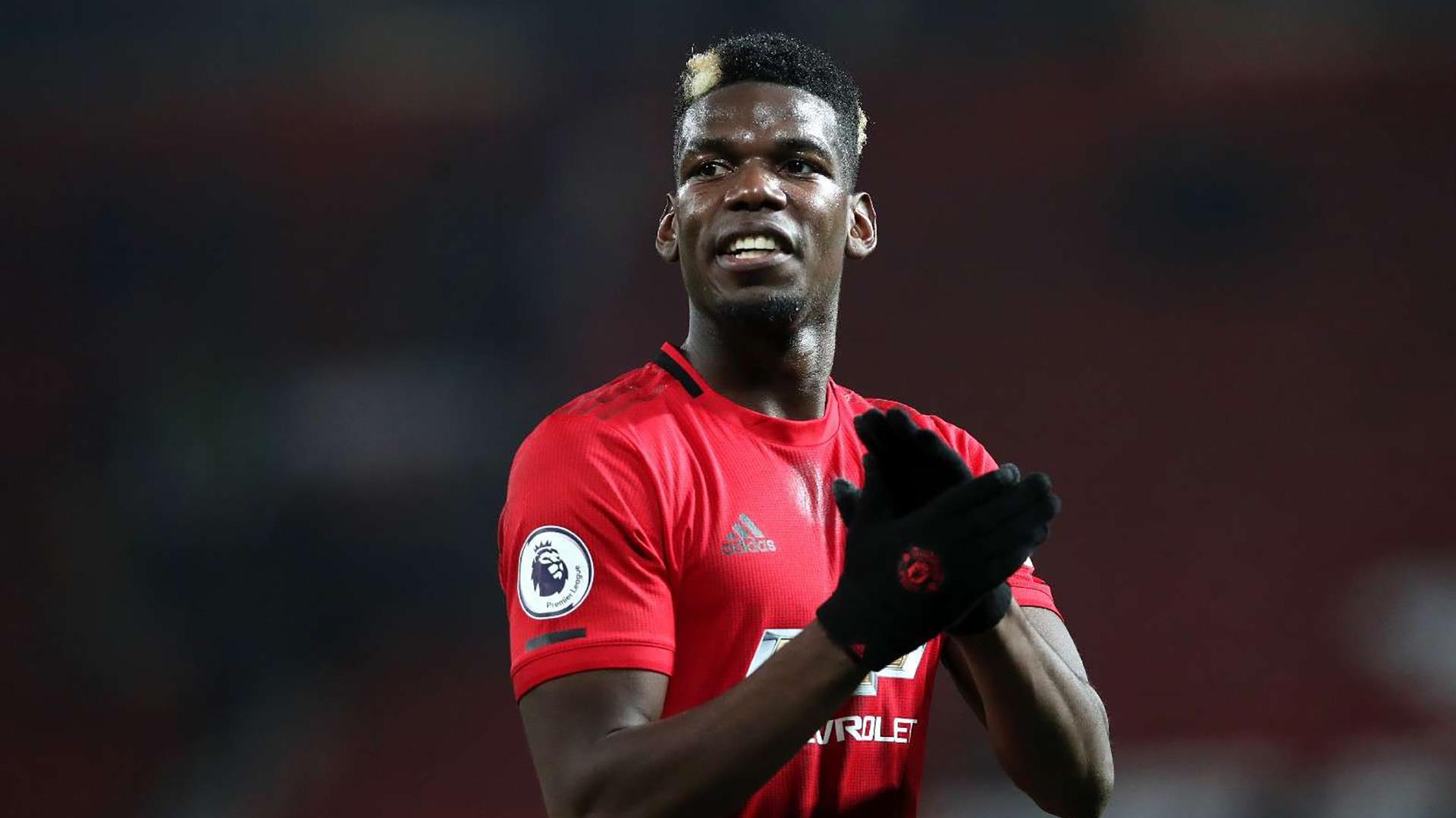 Manchester United - Solskjaer laisse entendre que Pogba pourrait prolonger
