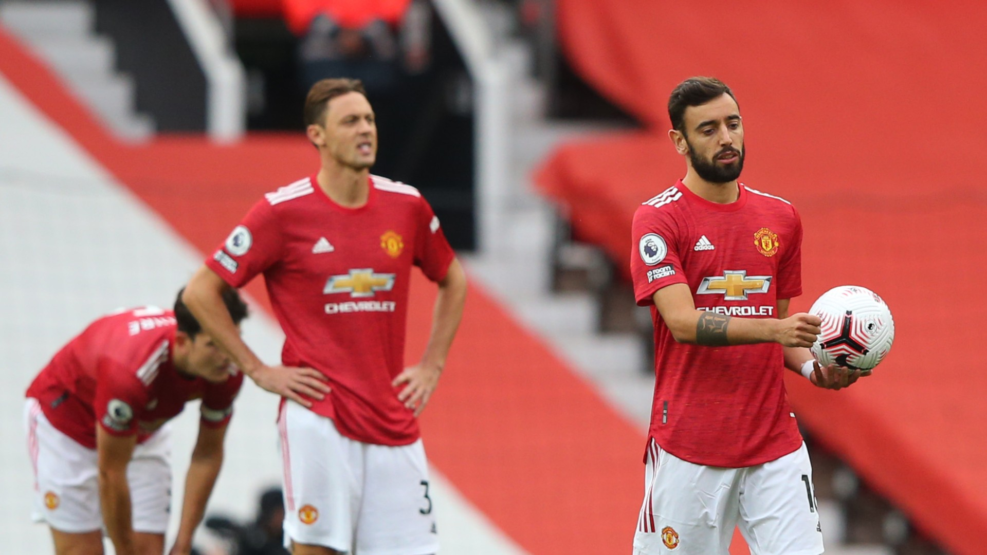 Man Utd's four-month winless home run puzzles Tuanzebe as Old Trafford struggles continue