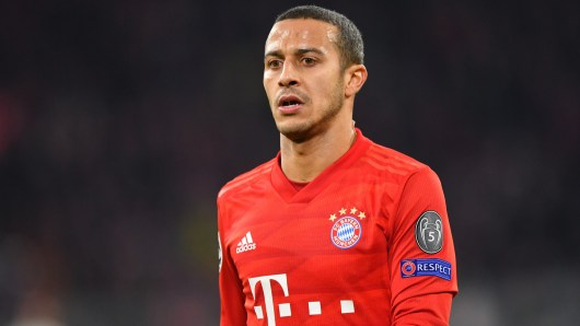 Thiago bids emotional farewell to Bayern after taking 'most difficult decision' to leave for Liverpool