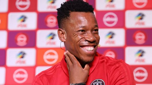 Jele: Orlando Pirates hand captain new one-year deal
