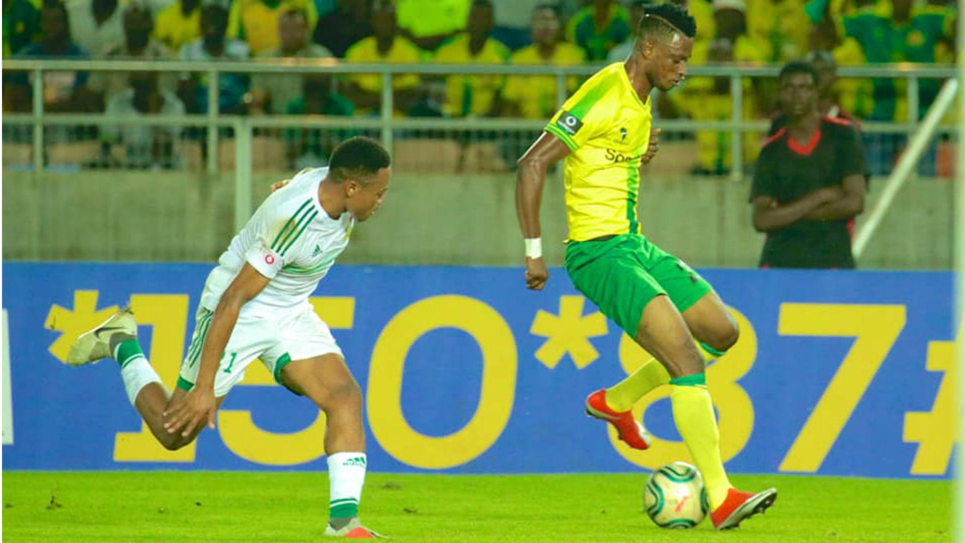 Kisinda: I am yet to reach my playing level at Yanga SC