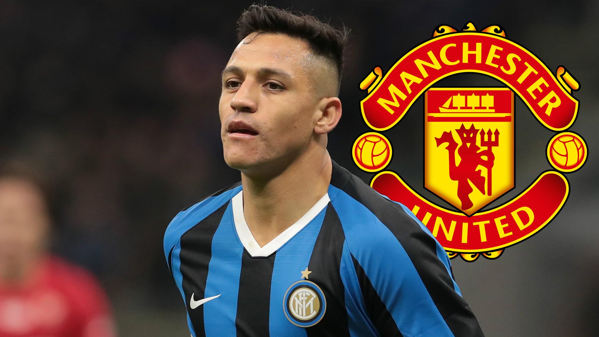 Manchester United, Solskjaer confirme le départ d'Alexis Sanchez à l'Inter