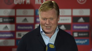 Money is most important to UEFA, claims Barcelona boss Koeman
