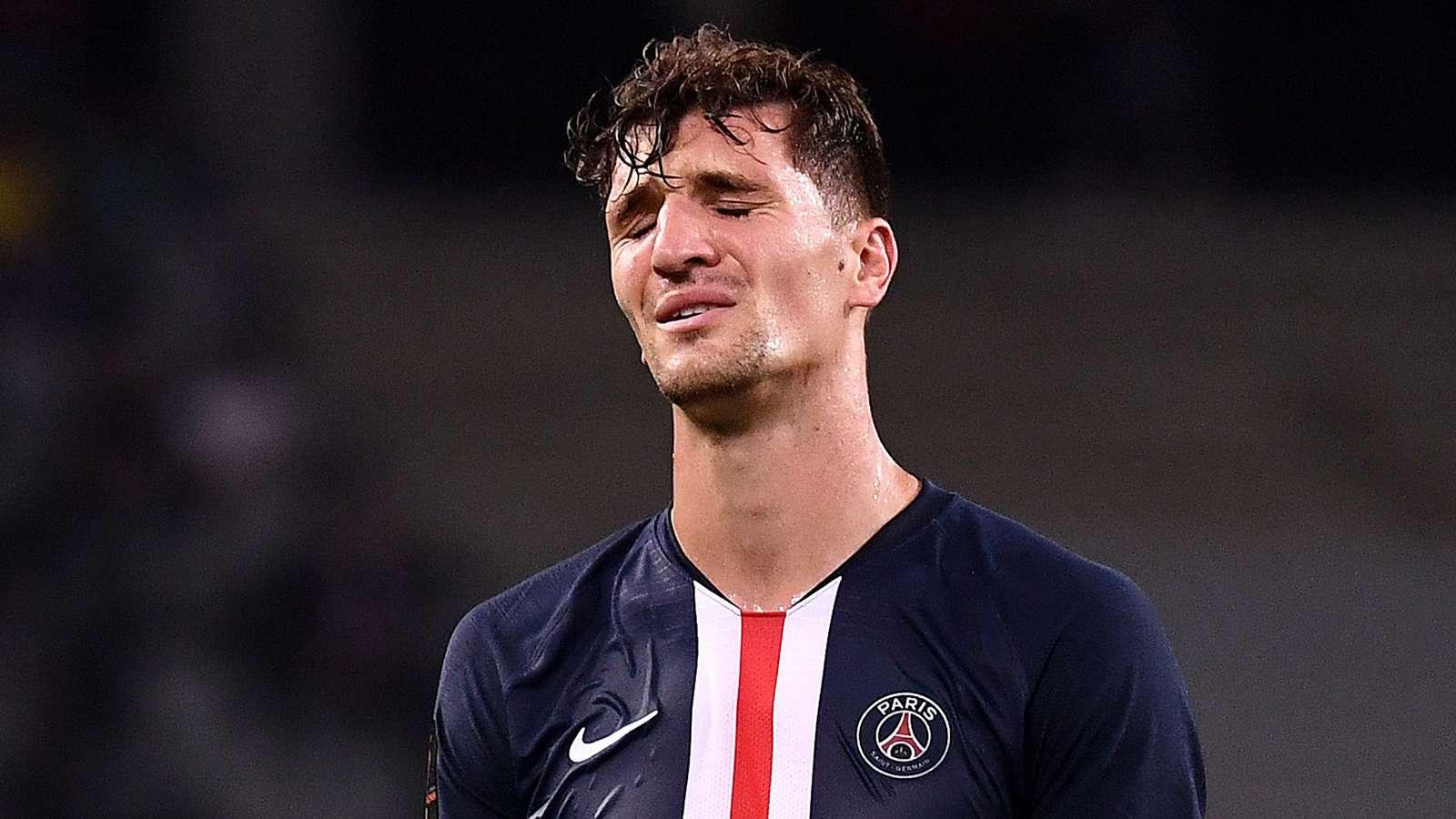 Thomas Meunier en veut au PSG : « Je suis passé pour un pestiféré alors que j'ai toujours été correct avec le club »