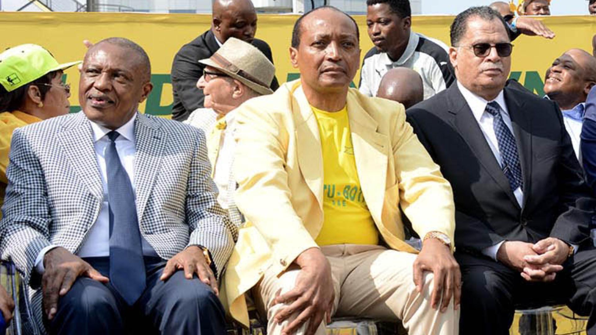 Why Motsepe could quit as Mamelodi Sundowns president – Safa boss Jordaan