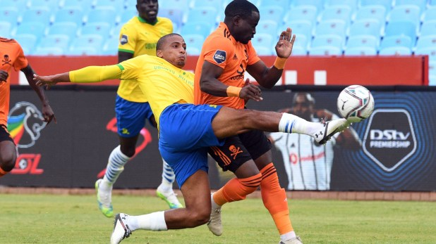 Modise lauds Mamelodi Sundowns' ability to adapt in Orlando Pirates win