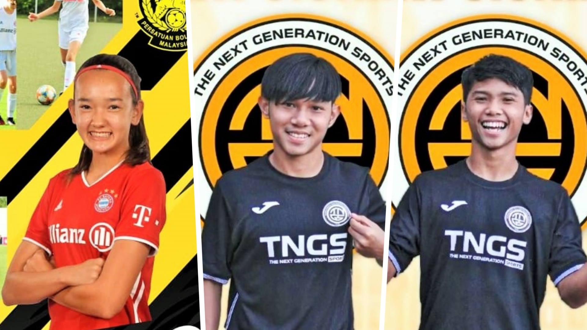 Three more bold, ambitious Malaysian teenagers join overseas fray