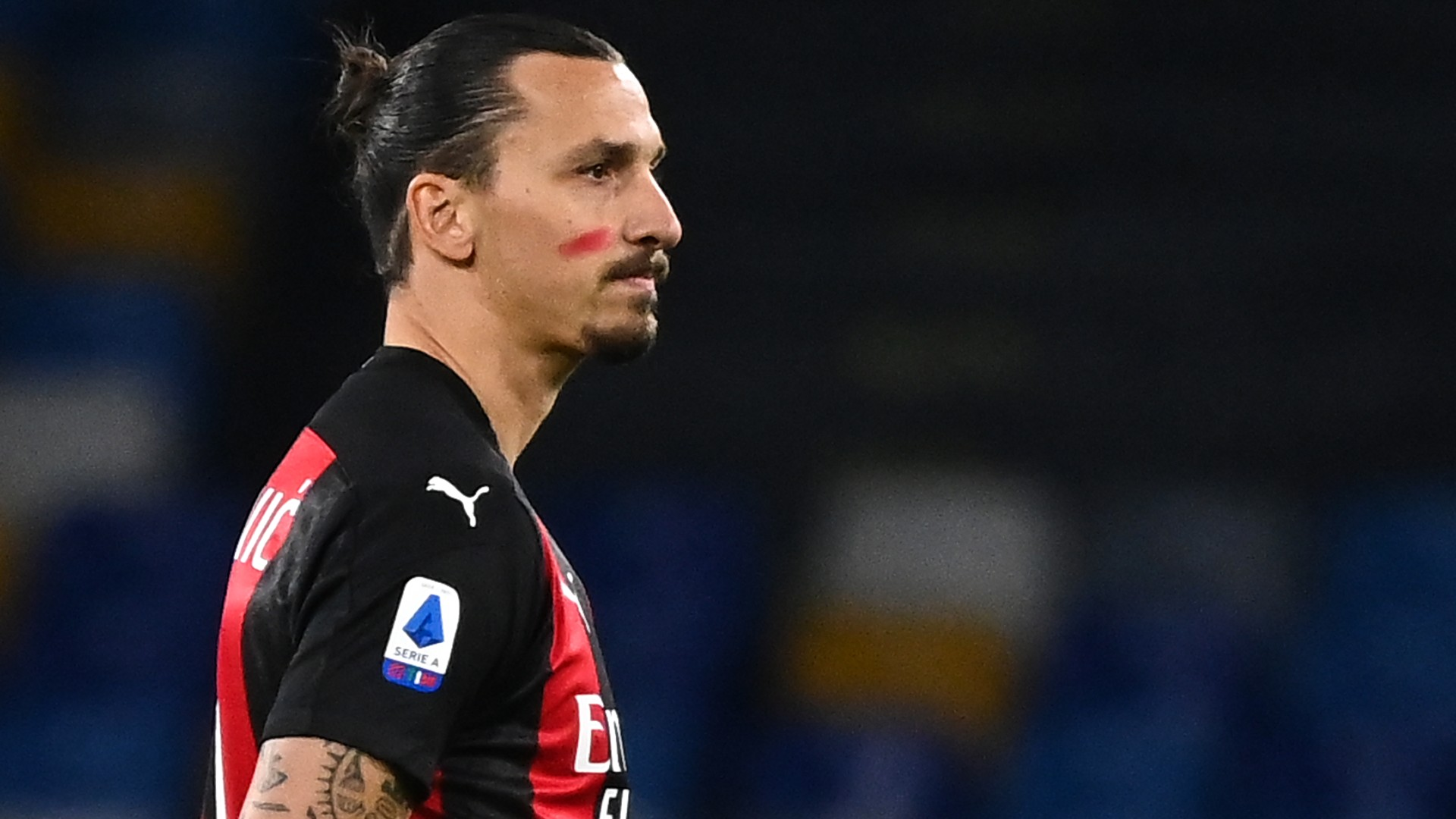 AC Milan star Ibrahimovic decided to retire in the summer, only to change his mind