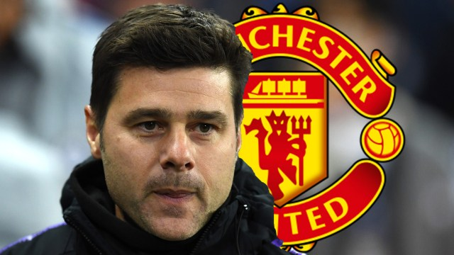 Image result for pochettino manchester united