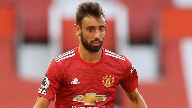 Bruno Fernandes Manchester United 2020-21