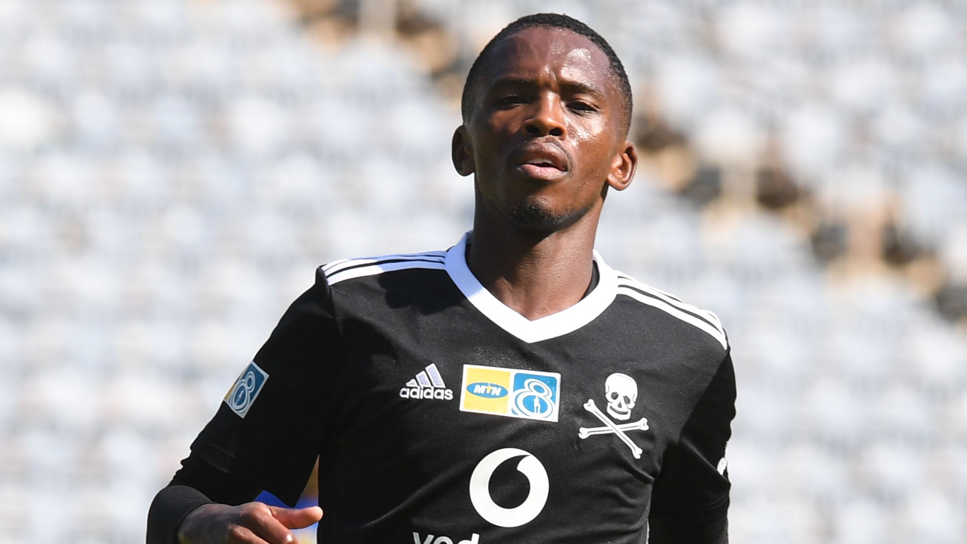 Winning trophies with Orlando Pirates more important than individual accolades – Monare