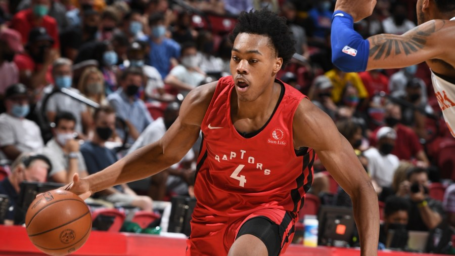 Report: Toronto Raptors rookie Scottie Barnes signs endorsement deal with  Nike | NBA.com Canada | The official site of the NBA