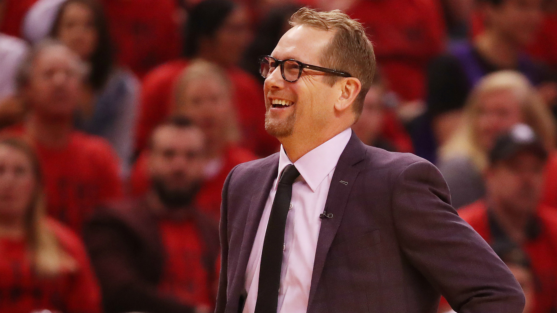 Nick Nurse Names Canada Coaching Staff Ahead Of 2019 Fiba