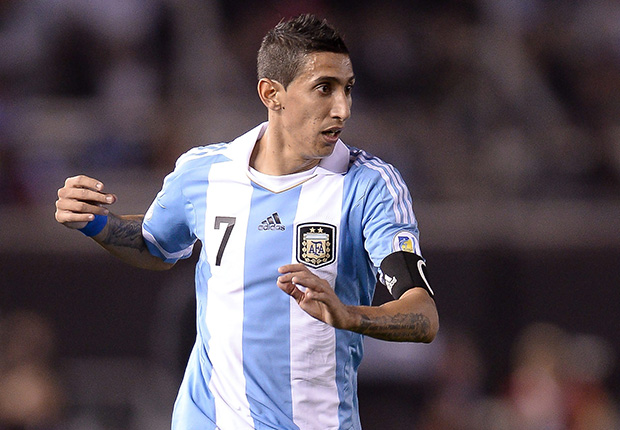 di maria real madrid told me not to