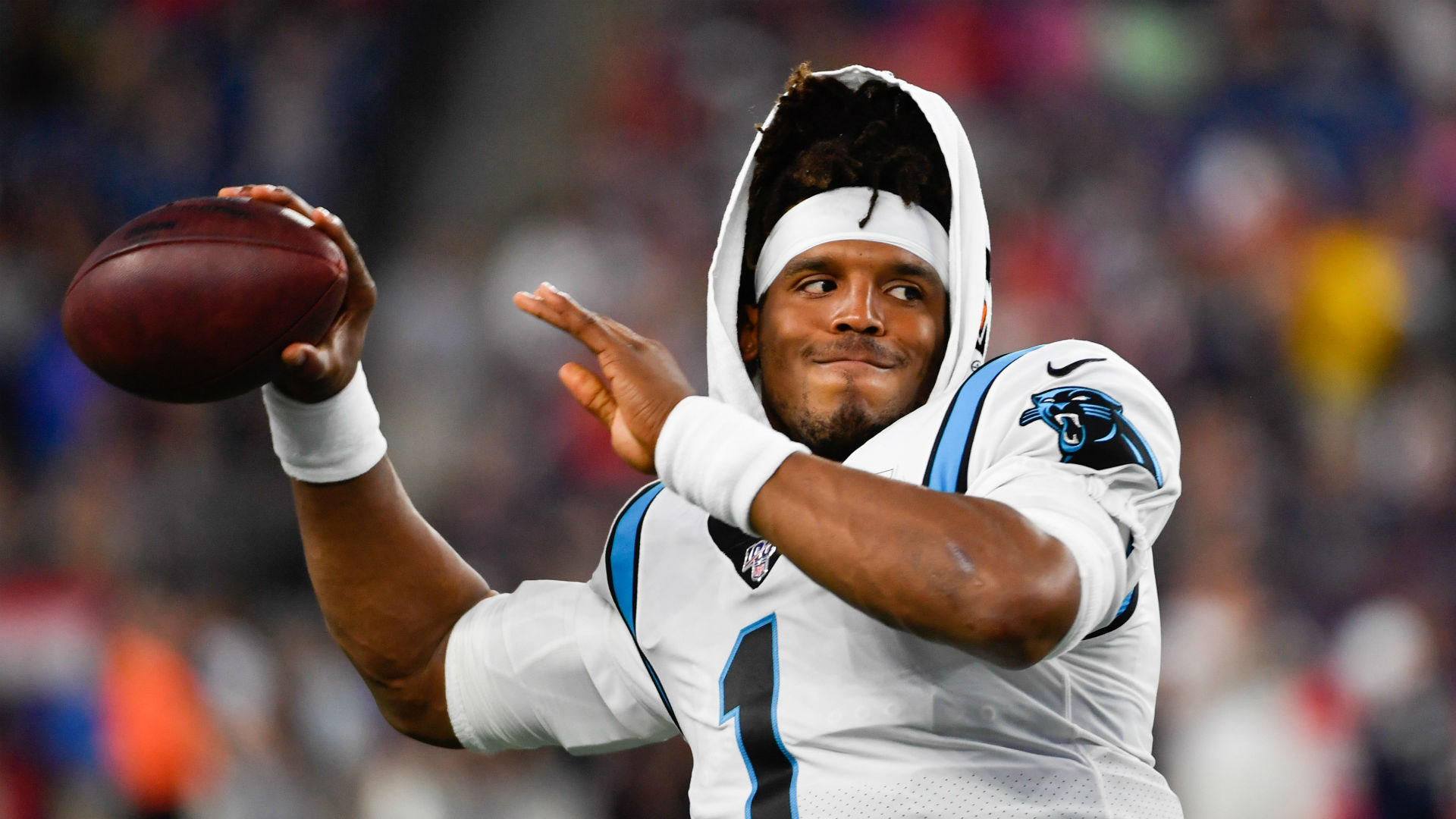 Photo of Cam Newton says Patriots contract is about respect, not cash