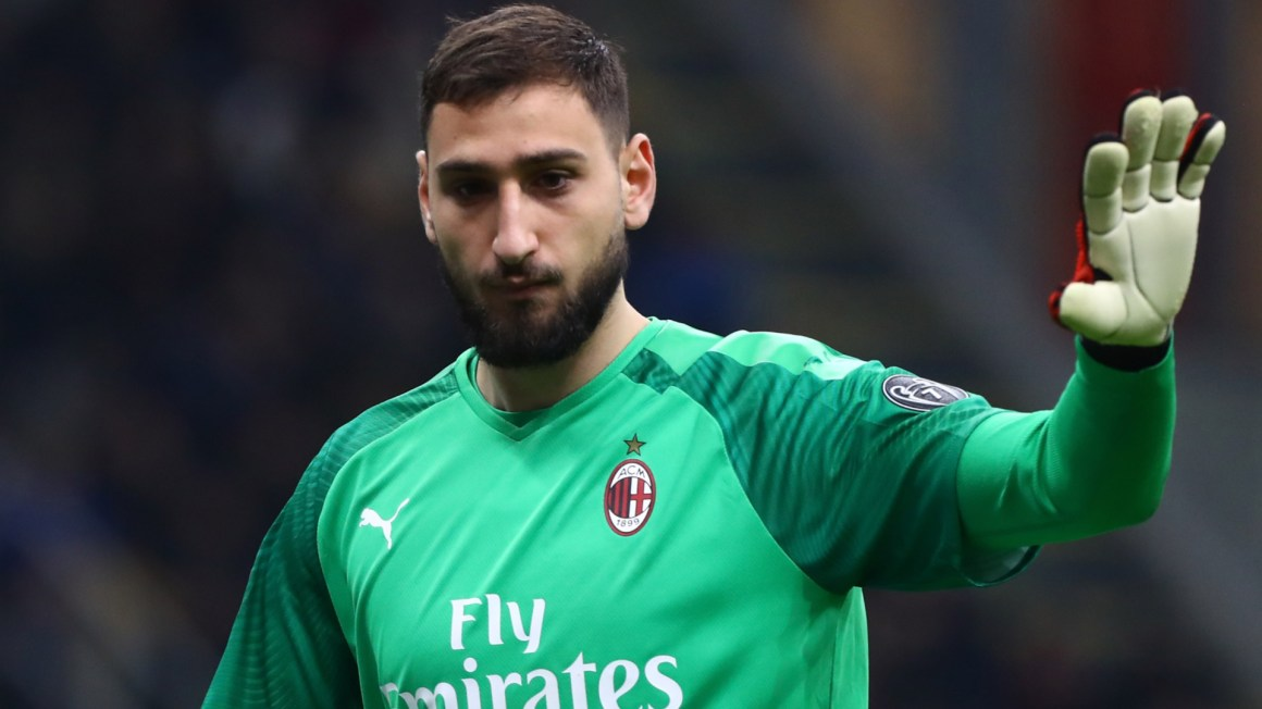 Donnarumma urged to consider Premier League move as Milan are 'years' from  success | Goal.com