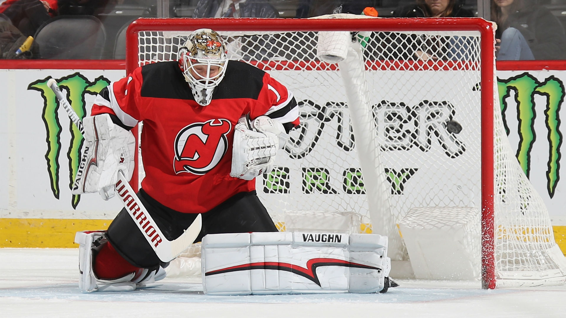 Blue Jackets Acquire Goalie Keith Kinkaid From Devils
