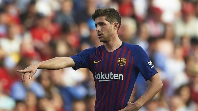 Roberto at Barca