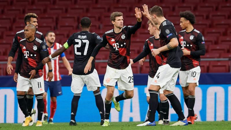 Javi Martinez points to bright future for Bayern Munich after Atletico  Madrid draw | Goal.com
