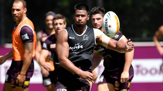Payne Haas' mother charged over alleged melee that led to ...