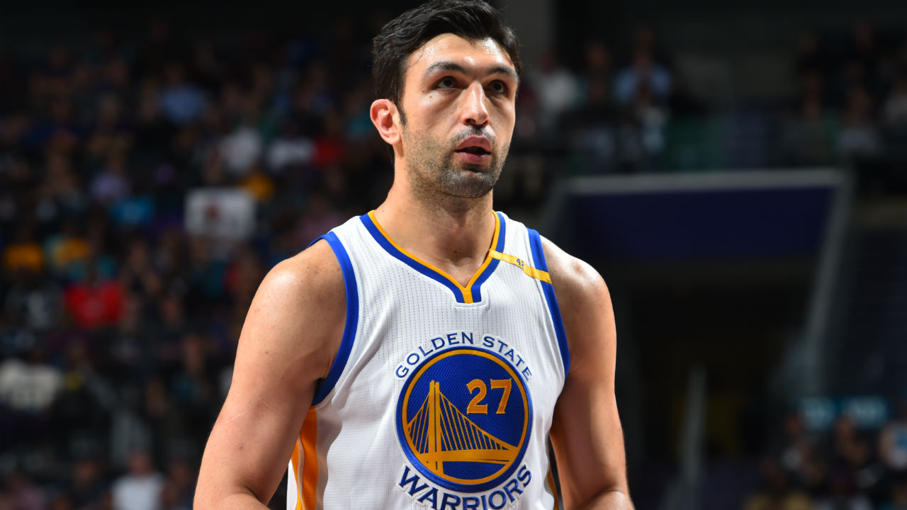 Zaza on play that injured Kawhi ' 'I don't wish that on anybody' | NBA.com Australia | The official site of the NBA