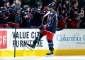 Blue Jackets' Nick Foligno scores between-the-legs aim, adds to growing list in 2019-20