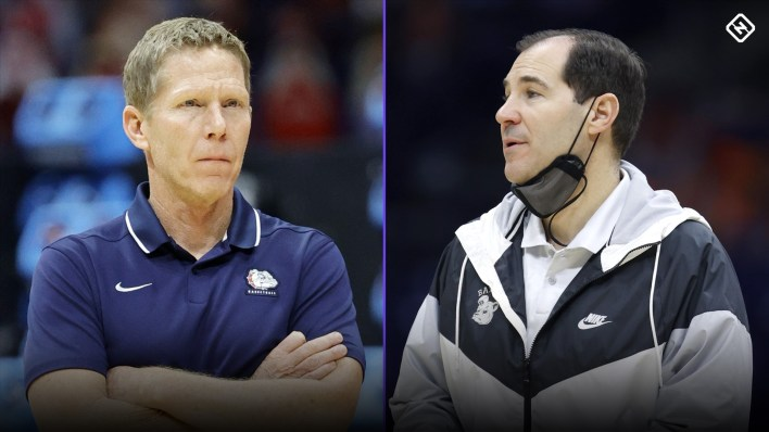 mark few scott drew 040421 getty ftr 1tqhvtg5vuk4y1b6b72r43a5b1