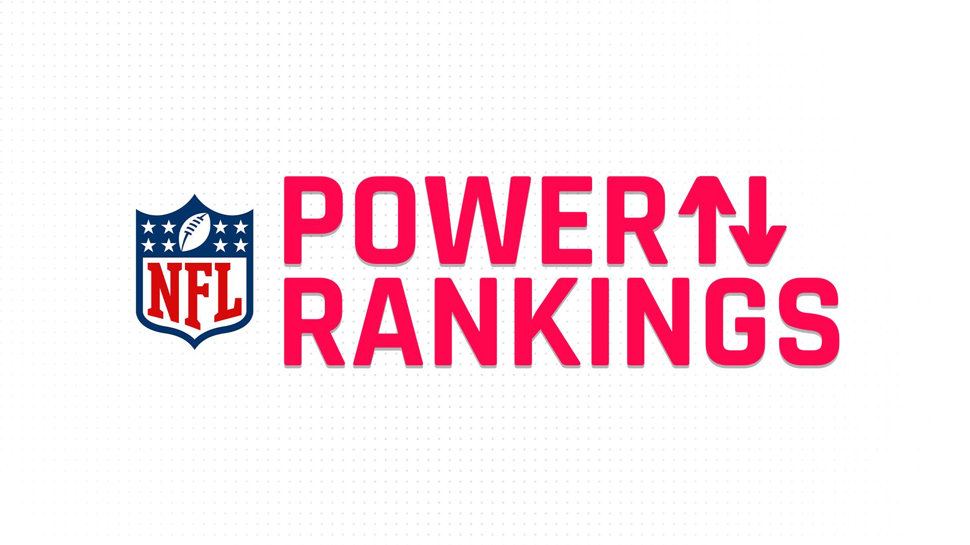 Nfl Power Rankings Seahawks Bills Steelers Get Closer