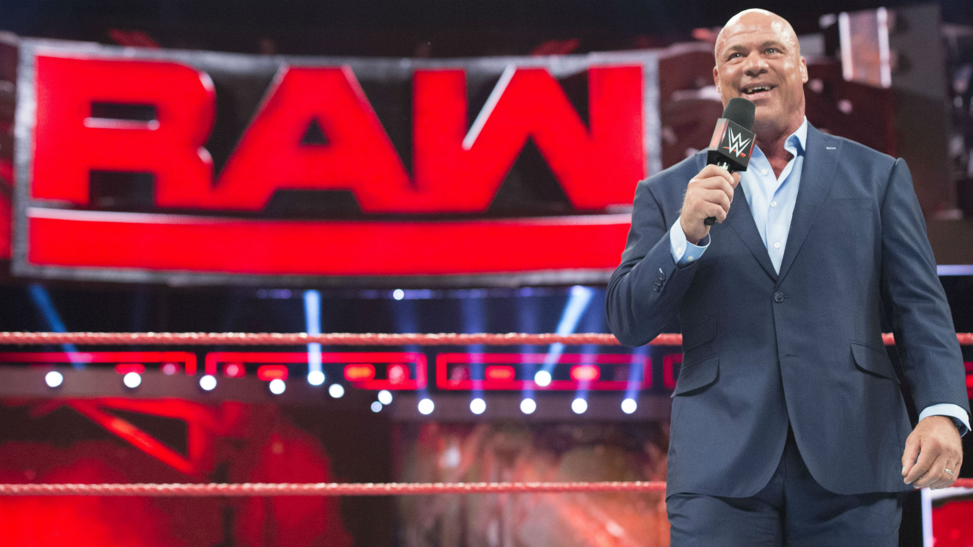 WWE releases: Kurt Angle, Luke Gallows, Karl Anderson among superstar cuts