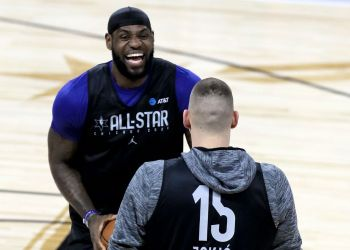 NBA All-Star Game 2020 live rating, updates, highlights from Team LeBron vs. Team Giannis