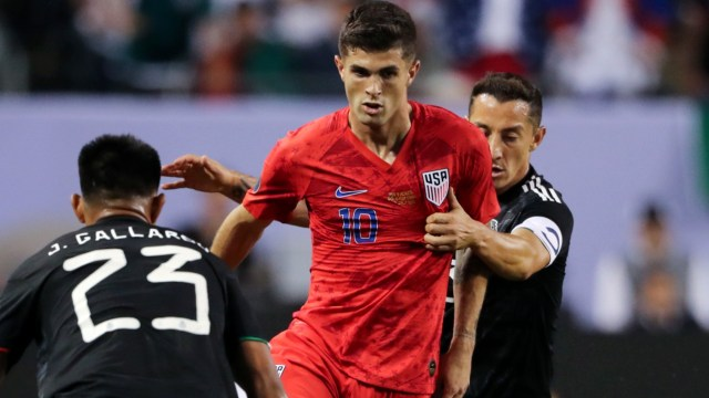 Gold Cup 2021 Finals: USA vs Mexico Football Predictions and Betting Odds: Mexico to win!