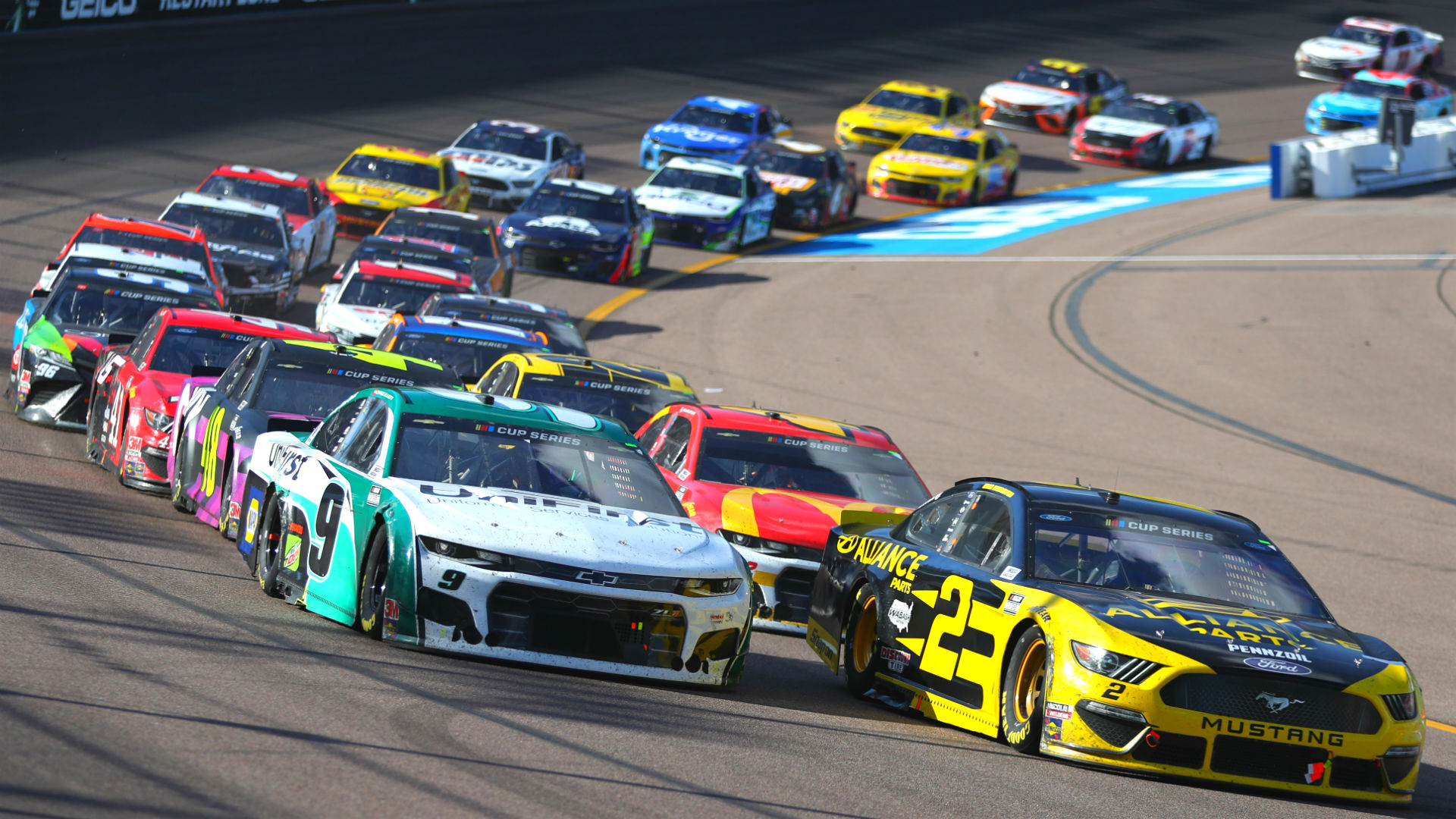 Updated Nascar Schedule 2020 Everything To Know About Cup