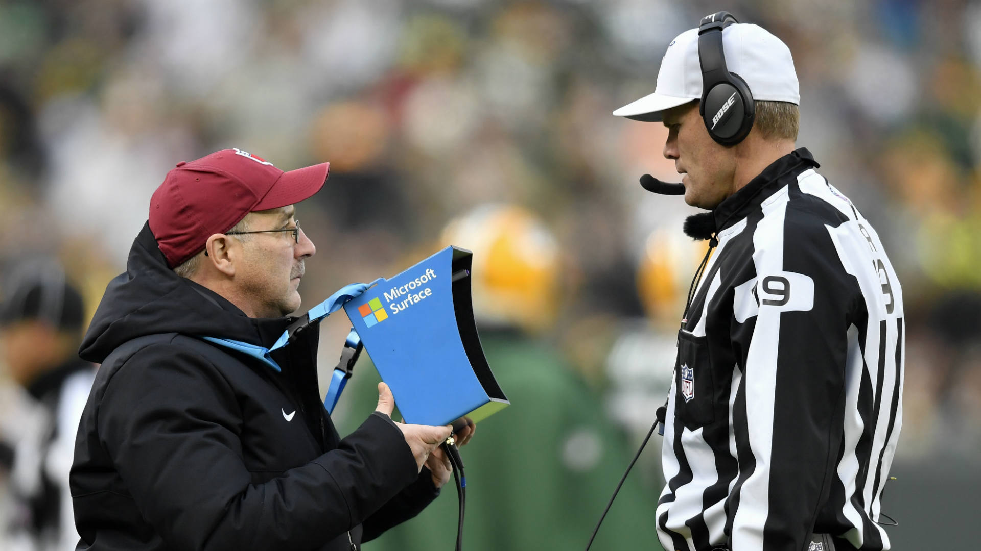 NFL officiating chiefs were the ones who 'failed miserably' on pass interference replay review