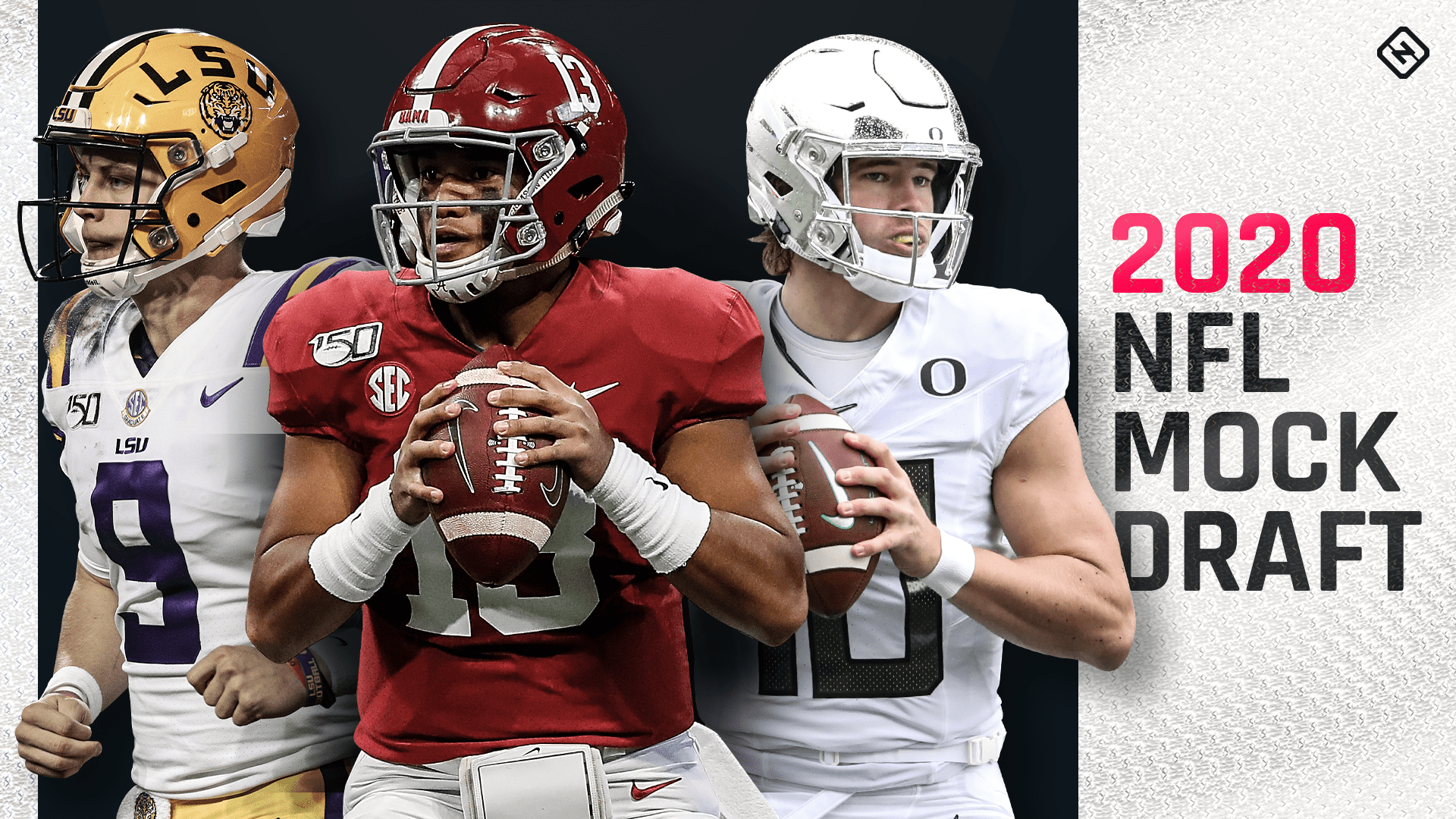 NFL mock draft 2020: Lions, Dolphins pass on Tua Tagovailoa; Eagles, Raiders, Bills go for playmakers