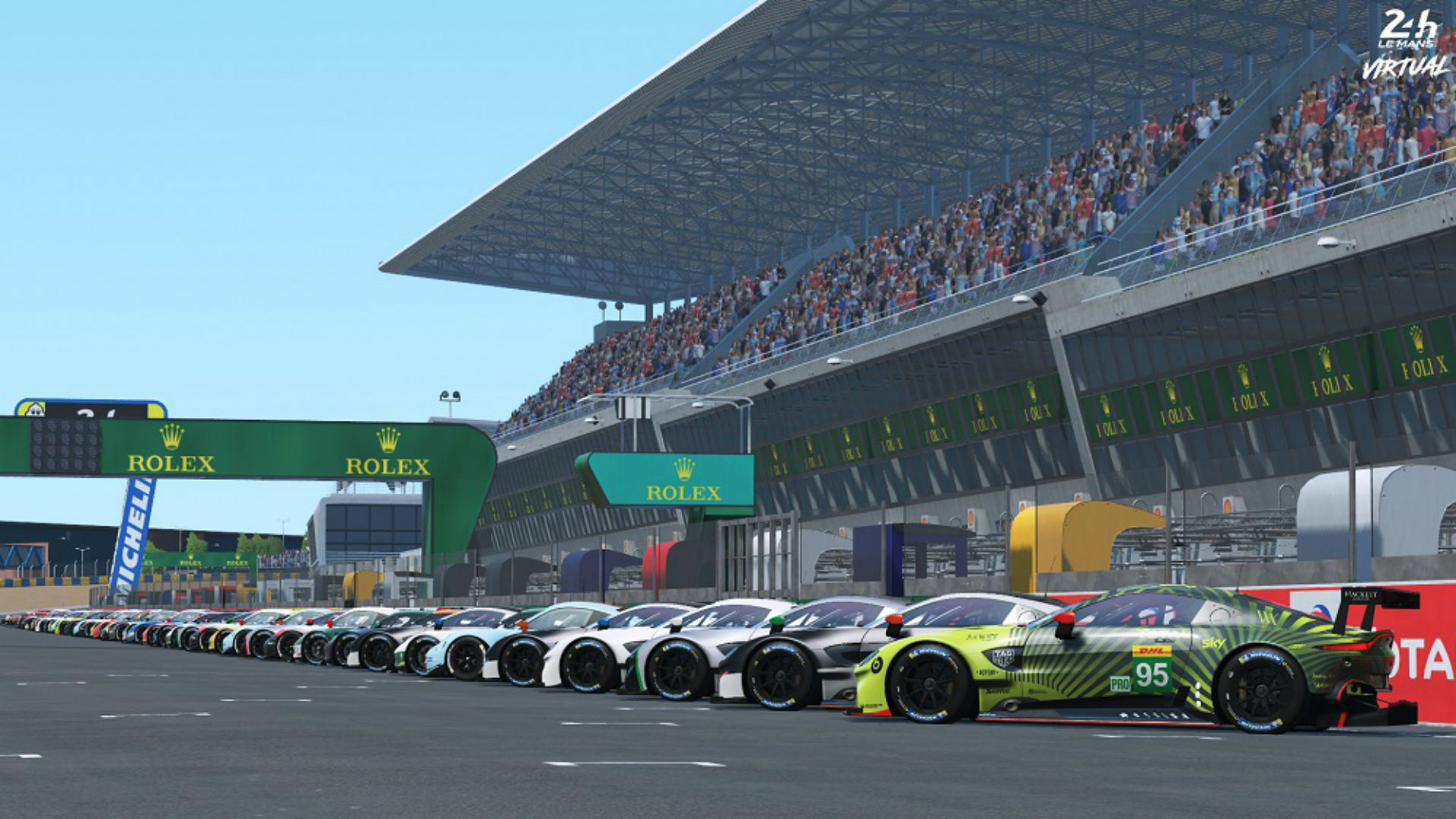 Photo of Virtual 24 Hours of Le Mans 2020: TV channel, live stream, schedule for online endurance race