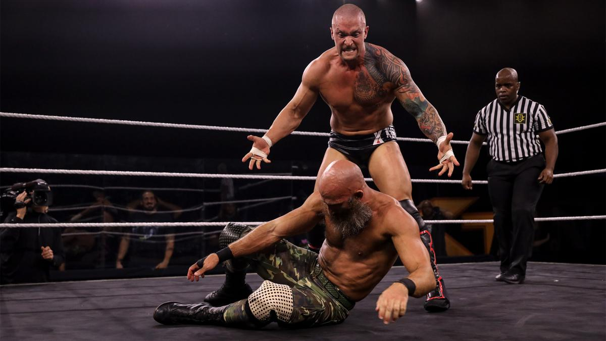 Photo of WWE NXT TakeOver: In Your House match grades, results: Io Shirai wins women's title; Karrion Kross dominates Tommaso Ciampa