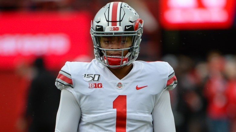 Justin Fields is having a second pro day — and the 49ers will be there |  Sporting News