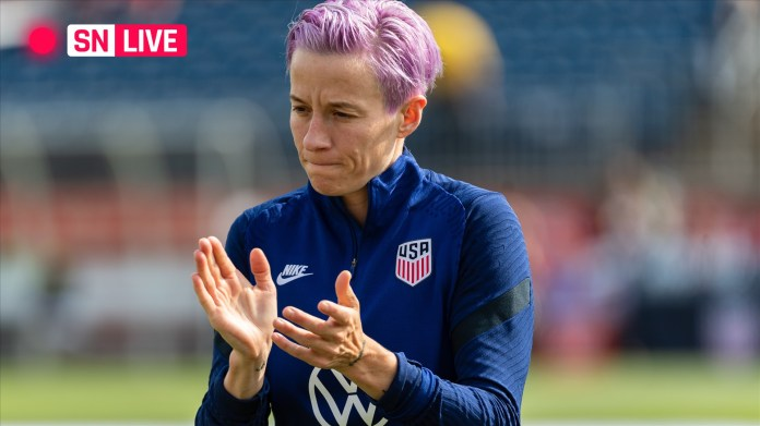 USWNT vs. Sweden live score, updates, highlights from 2021 ...