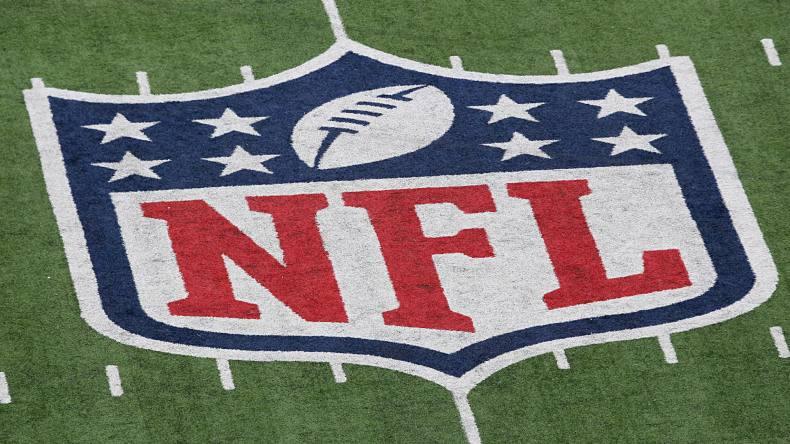 nfl logo getty