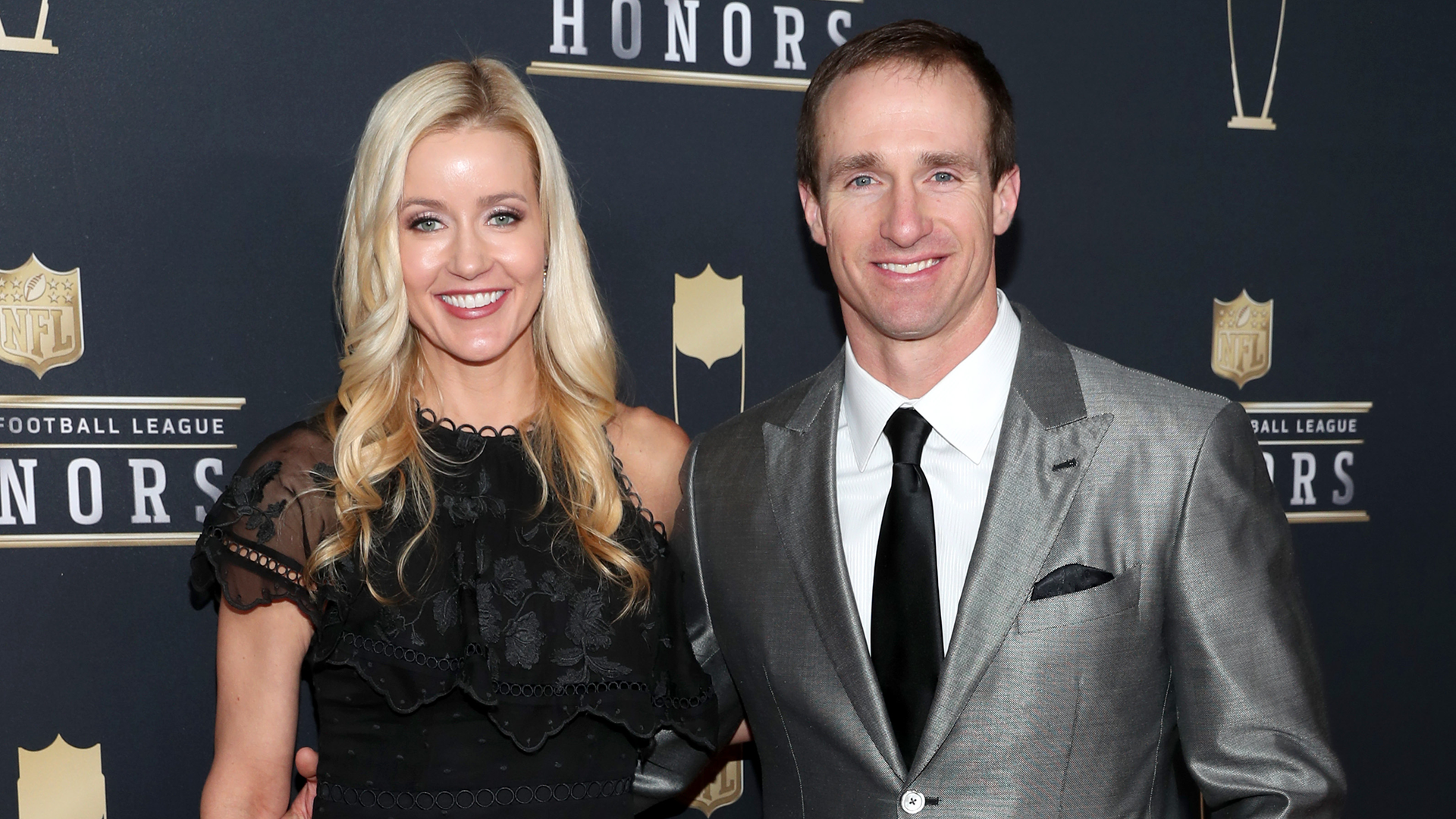 Photo of Drew Brees' wife Brittany says family received death threats over protesting, flag comments