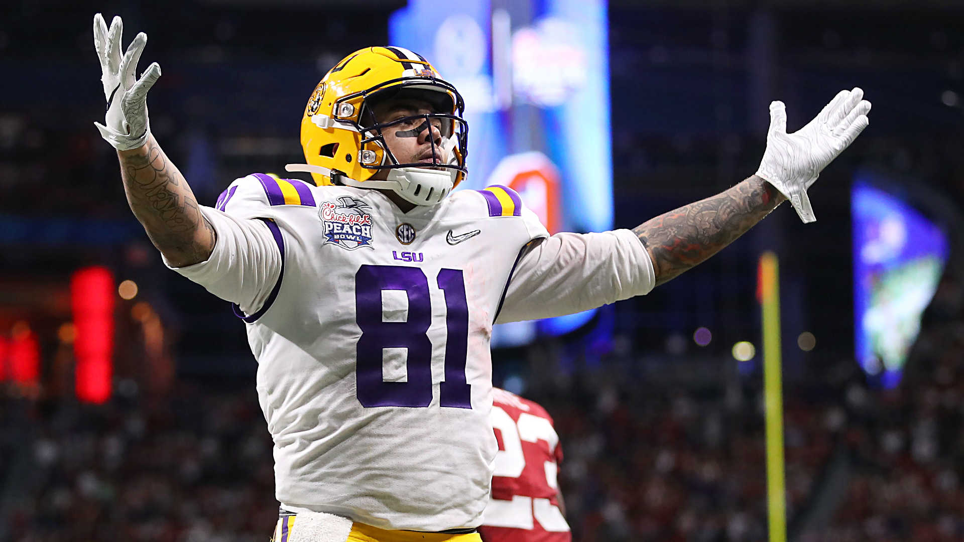Lsu Hands Oklahoma Another Sec Style Beatdown In College