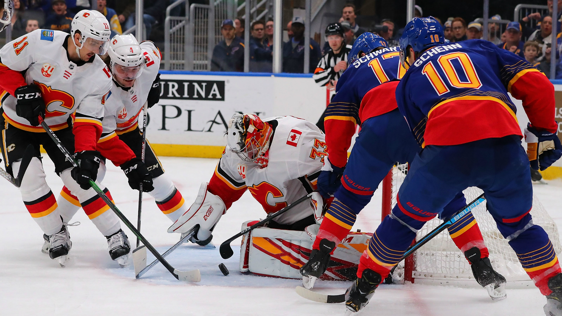 Calgary Flames Set Embarrassing Franchise Record In Sixth