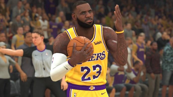 Resultado de imagem para NBA 2K20