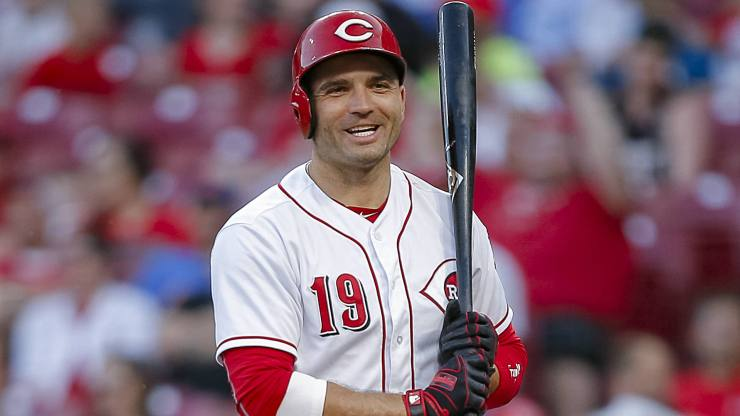 Reds' Joey Votto makes fan's day with signed baseball after first-inning  ejection   Sporting News