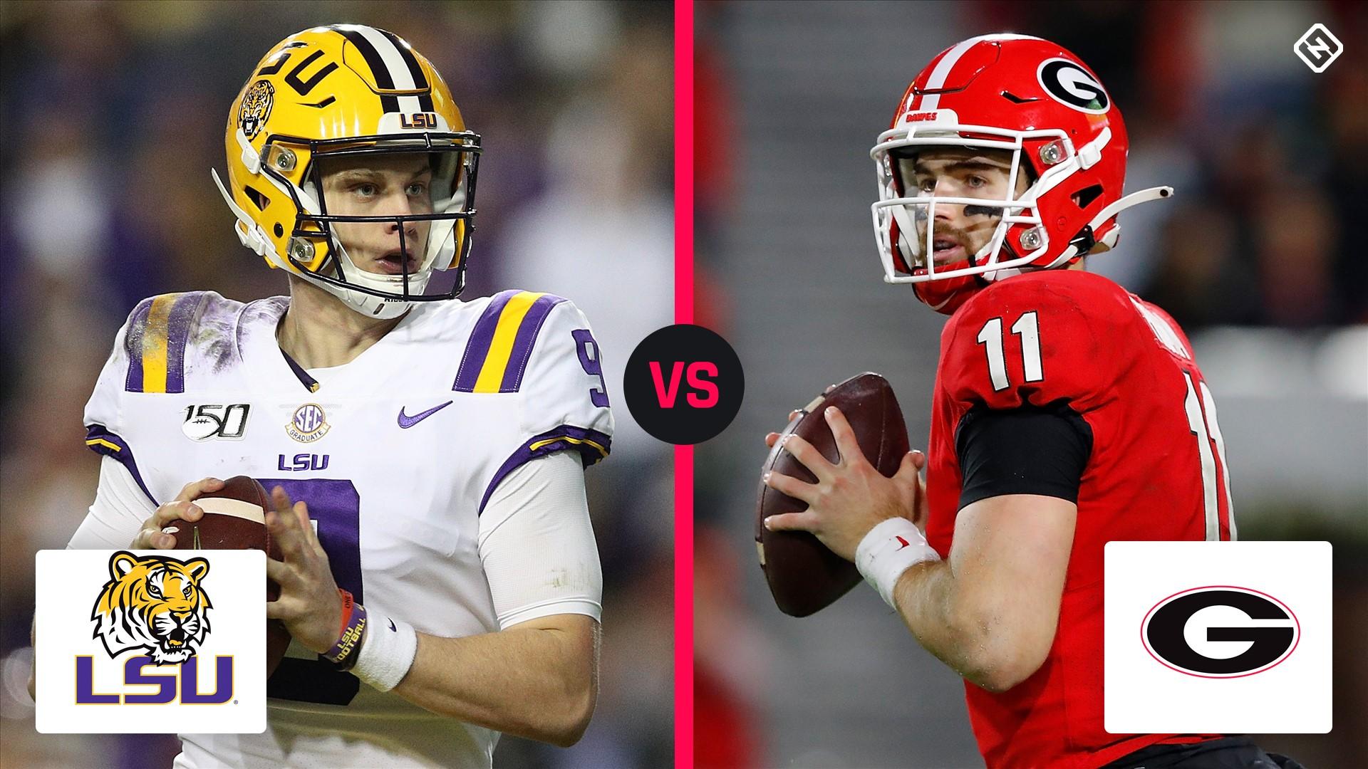 Flipboard Lsu Vs Georgia Odds Predictions Betting